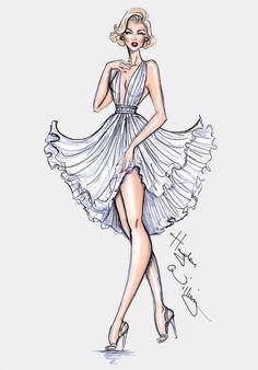 Marilyn! By Hayden Williams