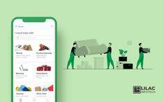 App Development, Business, Tips, Lilac, Blog, Syringa Vulgaris, Blogging, Store, Business Illustration