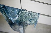 Dal MONDO Collection - viscosa modal scarf