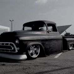 Low rider - 57 chevy - sweet :)