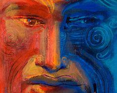 Darcy Nicholas New Zealand Art, 2018 Year, Maori Art, Visual Arts, Art Gallery, Objects, Portraits, Student, Artists