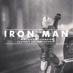 My Plastic Life   An Action Figure Collector Story   Iron Man by Peter Crafford, via Behance