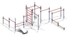 Street Workout Park Project | PPL