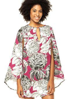 Vestido Colcci Vinho - Compre Agora | Dafiti Brasil