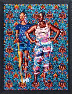Black History Month Spotlight: Kehinde Wiley