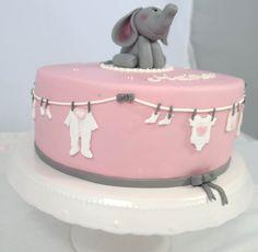 Babyparty Torte