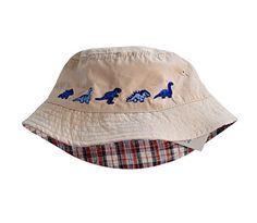 Genda 2Archer Infant Baby Girls Daisy Print UV Sun Protection Bucket Hat