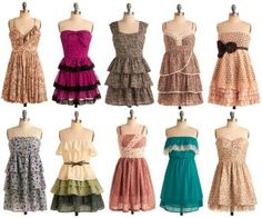 More Ideas for bridesmaids dresses