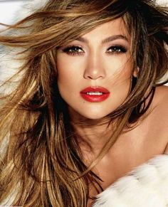 I have this hair color and I love it! Thanks JLO! I just love her looks!