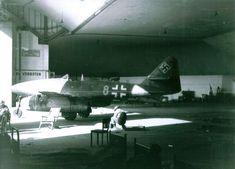 Me -262A-1a, 3.JG7 Yellow 8, WNr 112365, Germany 1945-03 Ww2 History, Military History, Luftwaffe, Me262, Messerschmitt Me 262, Ww2 Planes, Ww2 Aircraft, War Machine, Second World
