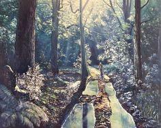 Bush walk- By Helen Blair