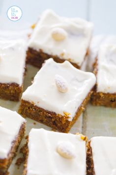 Korzenne ciasto marchewkowe bez glutenu | Lawendowy Dom