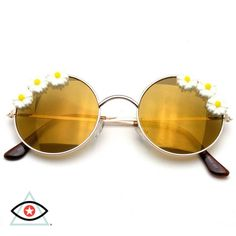 Flash Floral Retro John Lennon Inspired Sunglasses Round Hippie Shades Colored Lenses http://EmblemEyewear.myshopify.com/collections/round-sunglasses/products/flash-floral-retro-john-lennon-inspired-sunglasses-round-hippie-shades-colored-lenses