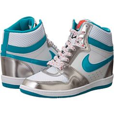 Nike Force Sky High PRM Sneaker Wedge