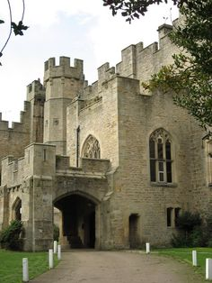 Witton Castle, County Durham, UK