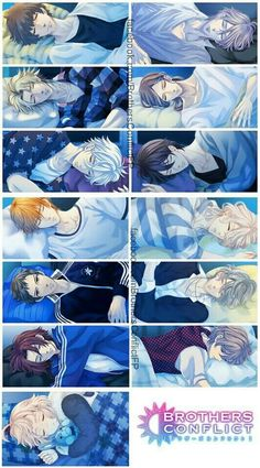 Asahina Brothers - Good Night! ^^