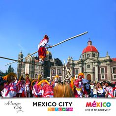Pin your favourite Mexico City pics for your chance to WIN an all-inclusive trip for 2 to Mexico! Mexico Vacation, Vacation Deals, Vacation Spots, All Inclusive Trips, Win A Trip, Interesting History, Vacation Packages, Mexico City, Culture