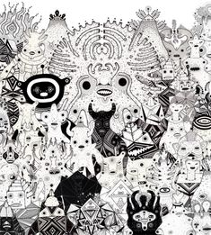 Featured illustrator: Cosmic Nuggets