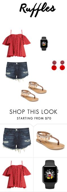 """""""#ruffledtops"""" by rg-amita ❤ liked on Polyvore featuring 3x1, Penny Loves Kenny, Anna October and Marni"""