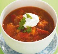 roasted vege soup - hfg