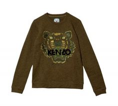 Kenzo Tiger Sweatshirt http://otteny.com/catalog/clothing/tiger-sweatshirt-49748.html