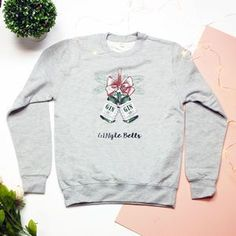 'Gingle Bells' Gin Christmas Jumper. Shop Christmas Jumpers now.