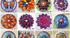 Mandala nasıl yapılır, adım adım mandala çizimini öğrenin.