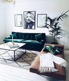 WEBSTA @ interiorbymy - Green From @rebfre