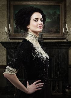 (Posts tagged 19th Century) Maisie Williams, Penny Terrible, Eva Green Penny Dreadful, Vanessa Ives, Actress Eva Green, Cosplay, French Actress, Historical Costume, Celebs