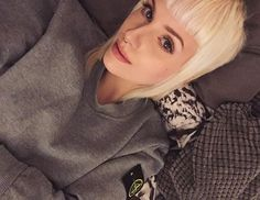 WEBSTA @ aurora_lunar - Doing the Malfoy again... hello freshly bleached roots 🔮🔪🙌🏼