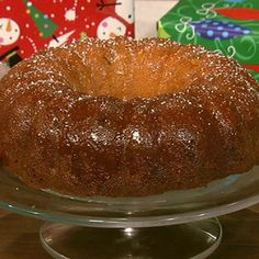 Daphne Oz's Coconut Pound Cake. As shown on ABC's The Chew. I love this show and the hosts. Will certainly be making this for myself and possibly for a simple gift.