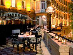 My favorite hotel in Rome  on Via Venetto