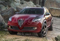 Photomontage : Alfa Romeo Kamal
