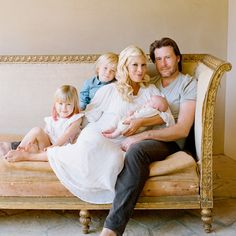 SwedenWithLove.com: At Home with Tori Spelling & Dean McDermott. Photo by Elizabeth Messina.