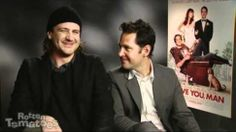 Paul Rudd and Jason Segel Seem Hilariously Stoned In this Interview