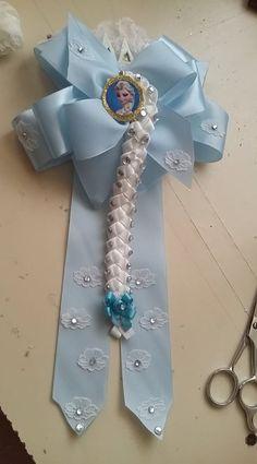 Ballerina Bow - personalized bow - dance bow - ballet bow - custom bow - handmade bow - bow for danc Ribbon Art, Ribbon Bows, Dance Bows, Frozen Hair, Disney Hair Bows, Custom Bows, Flower Girl Headbands, Hair Ribbons, Ribbon Sculpture
