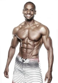 Abs and that smile....that body is gorgeous