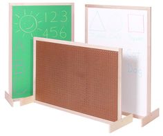 Two-Position Room Dividers - Type: Pegboard. Use in unfinished basement to segregate utility area from play space. Daycare Spaces, Childcare Rooms, Home Daycare, Daycare Ideas, Classroom Furniture, Classroom Decor, Furniture Decor, Classroom Whiteboard, Classroom Hacks