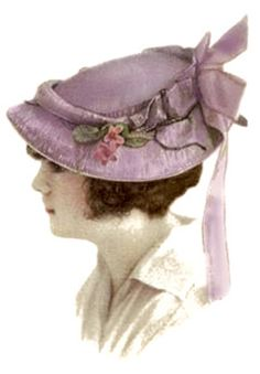 Antique+hat | Vintage Hats | Hats from 1900s