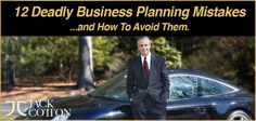 Our you joining us today, December 16th for my webinar? 12 Deadly Business Planning Mistakes Luxury Business Plan