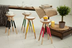 Tea for One Tea Table by DesignK