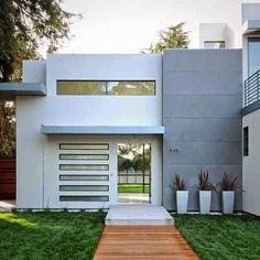 5 Desain Rumah Minimalis yang unik | RG Home Design