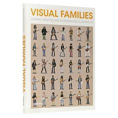 Making one of her dreams come true, Jane Mount's Ideal Bookshelves are featured in this Gestalten book: Visual Families!