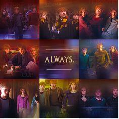 Always - Harry Potter.