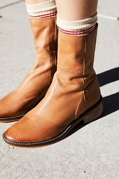 8bebd03a6c8e4 Shop our Leo Ankle Boot at FreePeople.com. Share style pics with FP Me