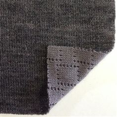 Polartec PowerDry: MidWeight Rib/Squares with wool