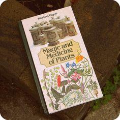 Magic and Medicine of Plants  Reader's Digest  by TheTriumphofLove, $7.50 #magic #medicine #plants #gardening #readerdigest #vintagebook