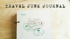 As I was shopping at Target, I came across this wonderful travel journal by Mead. Can't wait to use it! While I wish I could make pretty junk journals like t...
