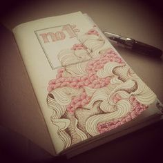 nicnilla: Midori Traveler's Notebook