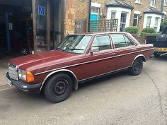 Classic Mercedes E Class W123 2.3 Petrol Automatic 1984 In Really Good Condition   - http://classiccarsunder1000.com/?p=67648